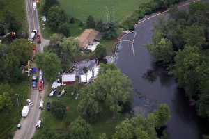 EPA's Settlement with UP Over the Columbia Oil Spillage